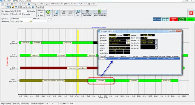 205591-TreX Dcas Production Tracking Software-Mert Yazilim Bilgisayar Elektronik Mak. San. Tic. Ltd. Sti.