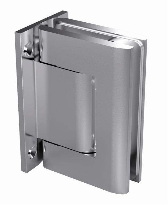 210065-Biloba 8010 Hydraulic Hinge-BM Glass Hardware