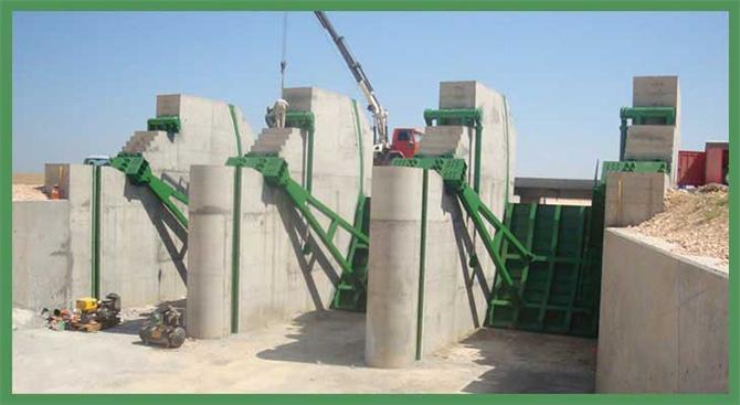 213926-Hydromechanical Dam System-Hidropol Muhendislik Mak. Elk. Elekt. San. Tic. A.S.