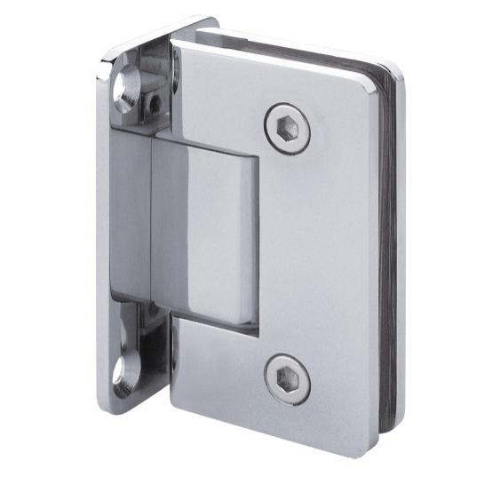 210155-BM-DM601-90-CH Shower Hinge - Chrome-BM Glass Hardware