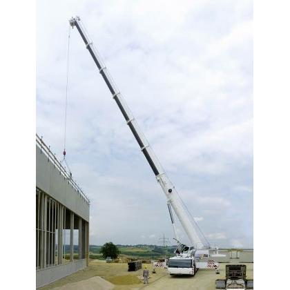 78837-liebherrltm 1300 - 300 Ton Crane-Saral Vinc Agir Nakliye Otel Ins. ve Ozel Egitim San. Tic. Ltd. Sti.