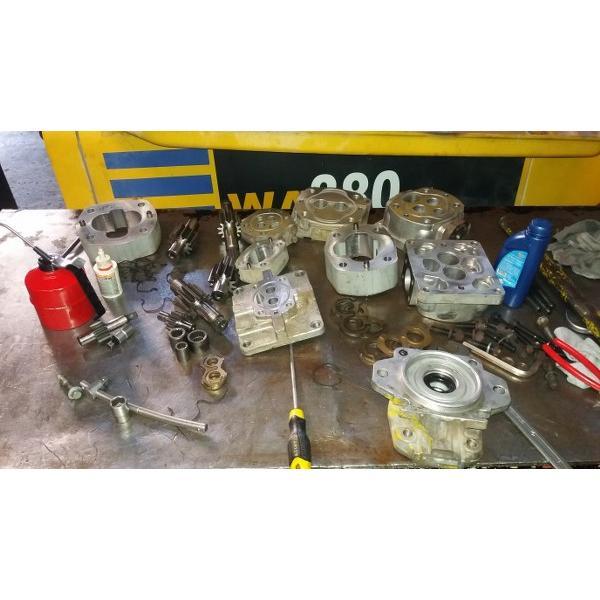 192908-KOMATSU WA 420-1 GUARANTEED GASKET REPAIR AND SPARE PARTS-Poyraz Grup Is Makinalari San. ve Tic. Ltd. Sti.