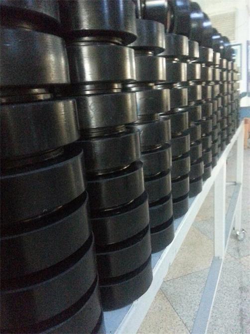 187352-Conveyor Belt Roll Pulse Return Tire-Merka Merdane Kaplama ve Kaucuk Iml. Ith. Ihr. San. ve Tic. Ltd. Sti.