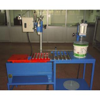 58590-Manual Filling Machine-Atilim Makina ve Sanayi Mamulleri Paz. Muh. Hizm. San. Tic. Ltd. Sti.