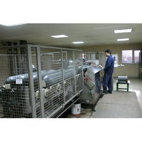 49491-Manufacture of high-pressure tube-Habas Sinai ve Tibbi Gazlar Istihsal Endustri A.S. Izmit Subesi