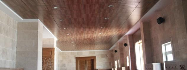 190383-Gustafs Wood Suspended Ceiling Systems-Ankara Panel