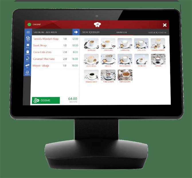 219251-New Generation Restaurant Pos System-Menulux Bilgi Teknolojileri Tic. Ltd. Sti.