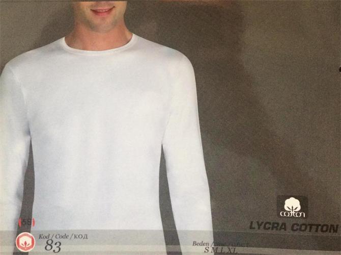215449-Men's Long Sleeve Shirt-Kozaluks Tekstil San. ve Tic. Ltd. Sti.