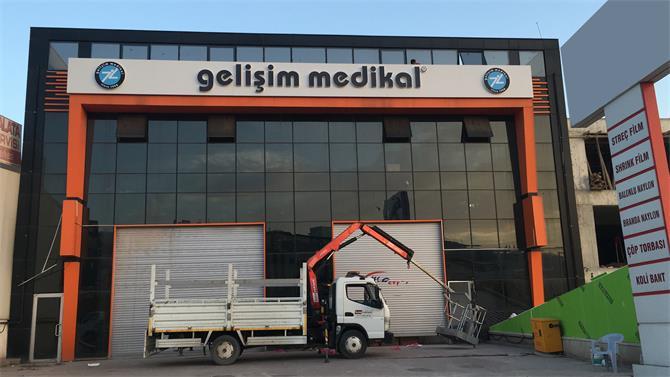 234193-GELISIM MEDICAL ANKARA OSTIM-Tuna Acik Hava Reklam Hiz. San. ve Tic. Ltd. Sti.