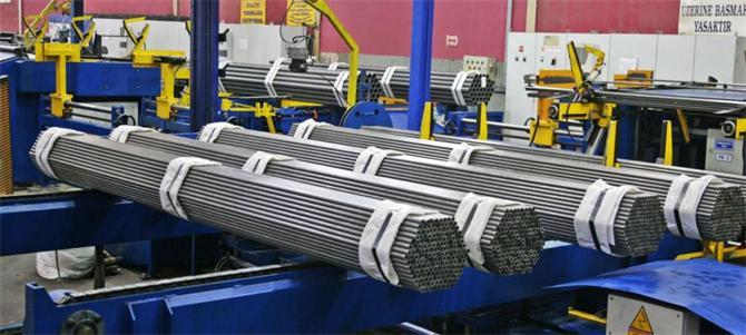 214951-Cold Drawn Precision Steel Tubes-Kalibre Boru San. ve Tic. A. S.