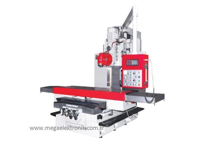 215609-Manual Bed Type Milling Machine-MEGA Elektronik ve Talasli Imalat Makinalari Ticaret A.S.