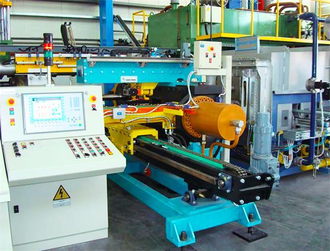 207290-Hot Log Cutting Machine-Sistem Teknik Endustriyel Firinlar