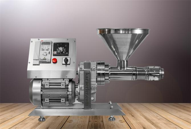 217921-NF 100 Cold Press Oil Machine-Karaerler Makina Enerji Tarim Gida San. Tic. Ltd. Sti.
