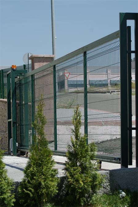 169519-Panel Fence Gate-ZIRVE TEL ORGU