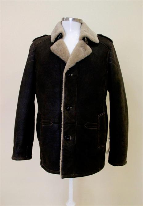 207560-Men's Leather Jacket-AKDEDE LEATHER TOURISM CONSTRUCTION INDUSTRY AND TRADE INC.