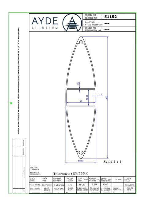 231984-sun shading profile-AYDE ALUMINYUM SAN. VE TICARET A.S.