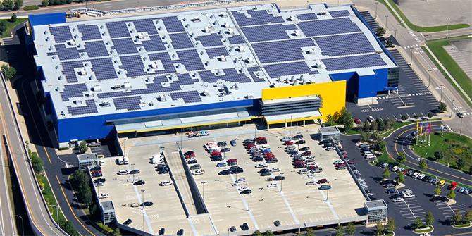 220000-Roof Installation Solar Energy Systems-Go Grup Enerji Ltd. Sti.