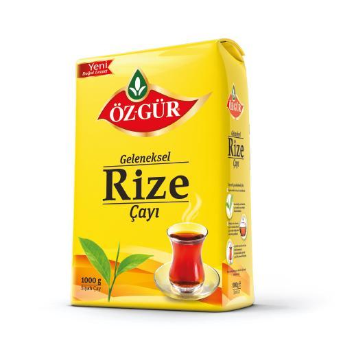 177990-Traditional Rize Tea-Öz-Gür Çay Sanayi A. Ş. Gebze Şub.