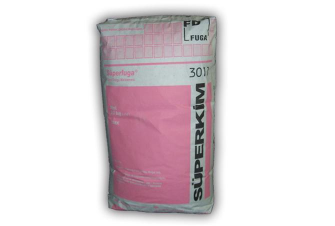 185880-Superfuga - White Joint Filling Material-Superkim Yapi Kimyasallari - Berkim Insaat Imalat Pazarlama San. ve Tic. Ltd. Sti.