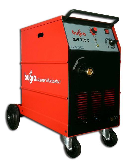 193041-GAS WELDING MACHINE-Bugra Welding Machinery Prod. Mark. Co. Ltd.