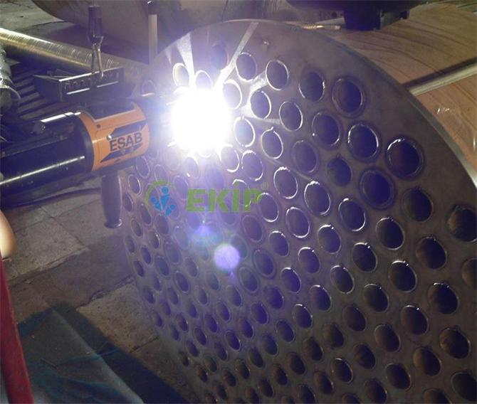 211893-Tubular Heat Exchangers-Ekip Muhendislik Taahhut Insaat Kimya San ve Tic Anonim Sti.
