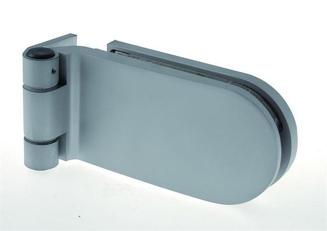 210906-8664 Round Free Hinge-BM Glass Hardware