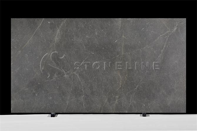 201298-CACERES DARK Marble Gray Color Natural Stone-Stoneline
