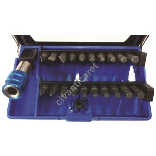 208865-21 Parçalı Bitz Uç Seti AF-009102-Civan Ticaret Makina ve Teknik Hirdavat