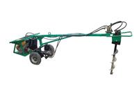 220559-Portable Hydraulic Auger Machine-Oscar Makina Insaat Sanayi Ve Dis Tic. Ltd. Sti.