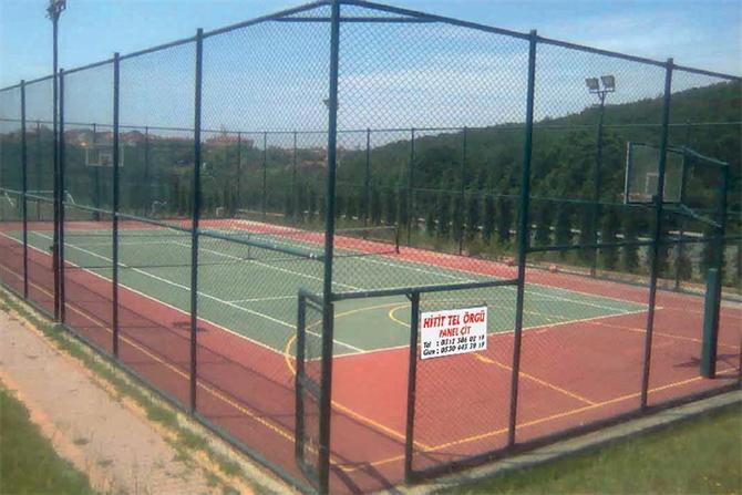 217940-Sports Field Applications-Hitit Tel Orgu Ins. Hird. Met. Nak. San. Tic. Ltd. Sti.