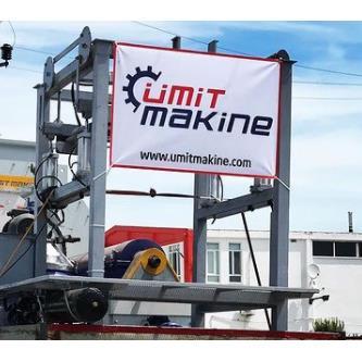 241989-Big-Bag Filling Machine-UMIT MAKINE INSAAT TAAH.NAK.IMAL.ITH.IHR.SANAYI VE TICARET LTD STI