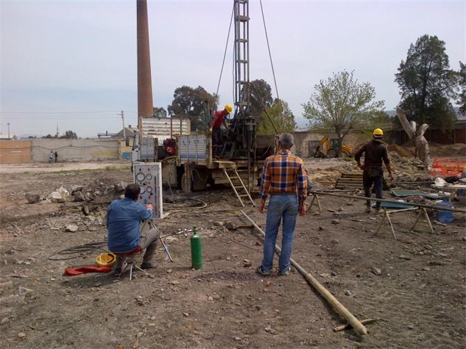 171643-Ground survey-Efe Labarotuvar  Hizmetleri Madencilik Jeoteknik Ins.San.Tic. Ltd. Sti.