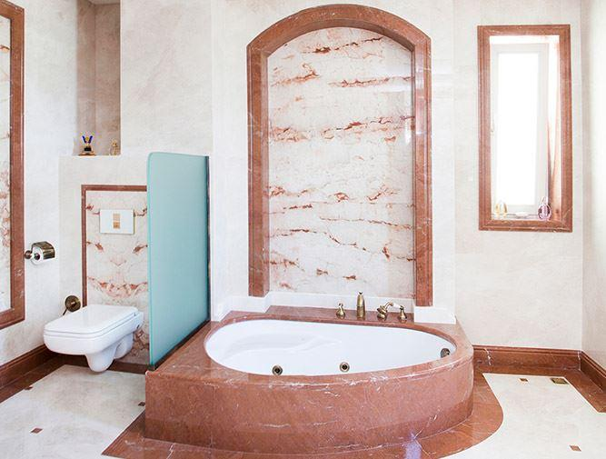 216497-Pink - Red Marble Suitable for Indoor Use-Alkan Marble ve Granite Inc.