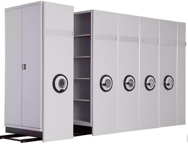 2142 Compact Single Filing Cabinet Besgen Ofis Mobilyalari