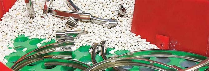175479-Round Surface Treatment Vibrator-Rosler Kromas Makina Sanayi Ve Ticaret  Limited Sirketi
