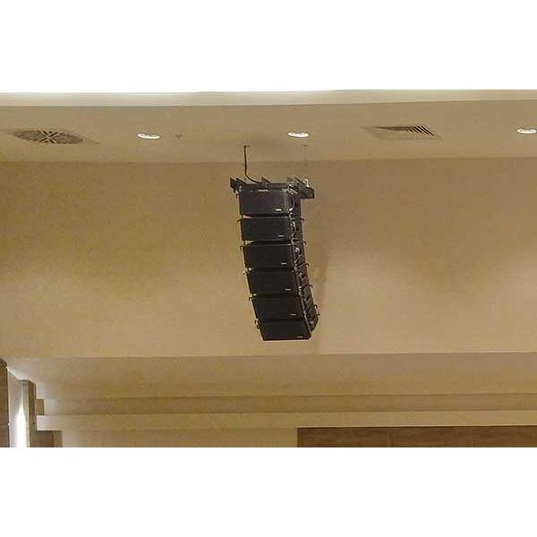 191271-Speaker Crane System-Gala Sahne  Mekanik Sistemleri Müh. Mimarlık  İnş, San. Ve Tic. Ltd. Şti.