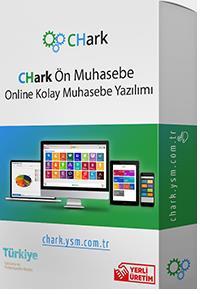 191381-CHARK Online Kolay Ön Muhasebe programı-YSM Software & IT Technologies