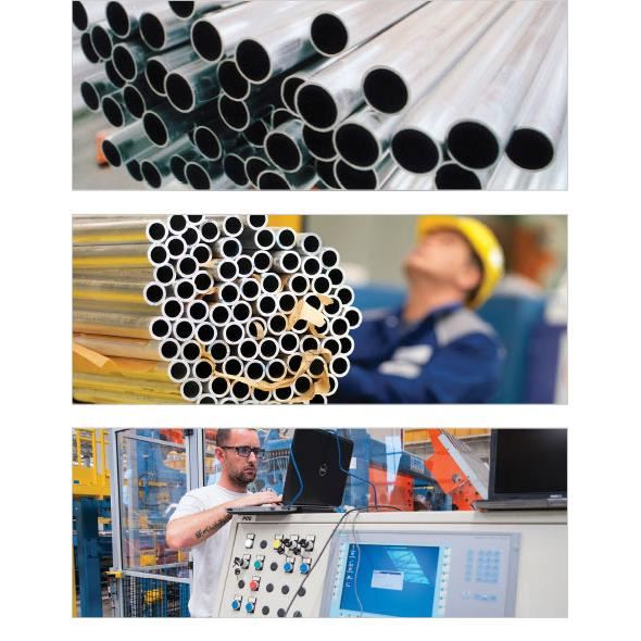 188578-Stitched Steel Pipe-ThyssenKrupp Materials Turkey Metal Sanayi ve Ticaret A.S.