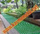 KARMA METAL-Ctp Izgara Kompozit Plastik Platform Izgara Izgarası ölçüleri