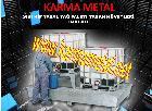 Döküntü önleme paleti Paslanmaz çelik kimyasal toplama küveti-KARMA METAL